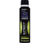 Fa Men Sport Double Power Power Boost antiperspirant deodorant spray for men 150 ml