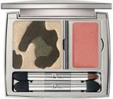 Christian Dior Golden Jungle paletka 3 očních stínů a 1 lesku na rty odstín 001 4,7 g