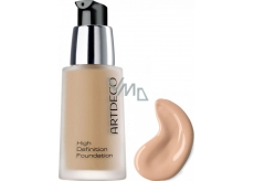 Artdeco High Definition Foundation krémový make-up 04 Neutral Honey 30 ml