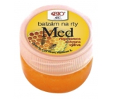 Bione Cosmetics Med balzám na rty 25 ml