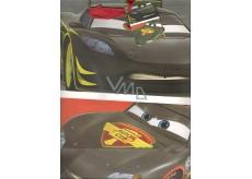 Ditipo Gift paper bag 26.4 x 12 x 32.4 cm Disney Cars McQueen