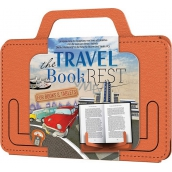 If The Travel Book Rest Travel book / tablet holder Orange 180 x 10 x 142 mm