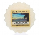 Yankee Candle Ginger Dusk - Ginger Twilight Scented Wax for aroma lamp 22 g