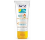 Astrid Sun Baby opal.OF 50 cream 75ml 4035
