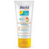 Astrid Sun Baby OF50 sunscreen for face and body 75 ml