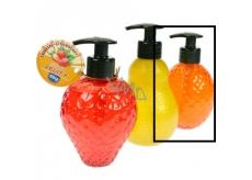 Elina Med Fruit Orange liquid soap 300 ml dispenser