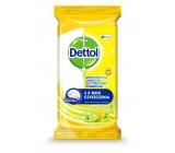 Dettol Citron & Limetka antibacterial wipes on 36 pcs