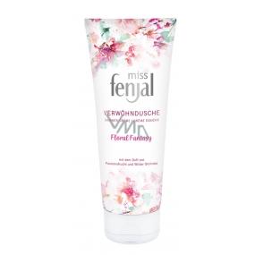 Fenjal Miss Fenjal Floral Fantasy shower cream 200 ml