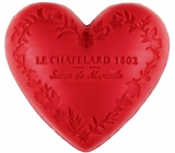 Soap in Heart Shape - Red Fruit 100g 7443