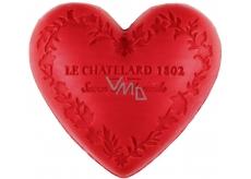 Soap in Heart Shape - Red Fruit 100g 7443