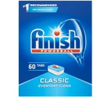 Finish Classic dishwasher tablets 60 pieces