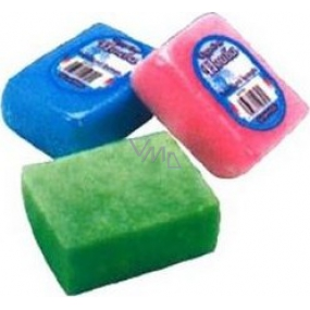 Abella Bath sponge small more colors 10 x 7,5 cm