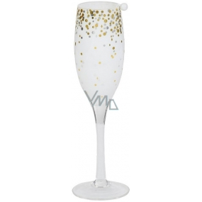 Yankee Candle Holiday Party Champange Candle Holder 7 x 7 x 23 cm