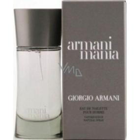 Giorgio Armani Mania for Men EdT 100 ml eau de toilette Ladies