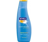 Nivea Sun Light Feeling OF20 Light Sun Care 200 ml