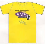 Nekupto T-shirt National organization of record holders in writing SMS holder of many records 1 piece