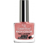 Golden Rose Rich Color Nail Lacquer lak na nehty 006 10,5 ml