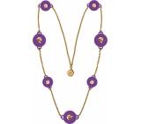 Ops! Objects Trésor Necklace Necklace OPSKCL-23-2400 Purple