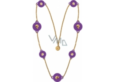 Ops! Objects Trésor Necklace Necklace OPSKCL-23-2400 violet