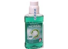 Soté Dent Herbal ústní voda bez alkoholu 250 ml