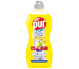 Pur Secrets of Chef Soda Effect Lemon dishwashing liquid 450 ml