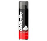 Gillette Classic Regular shaving foam for normal skin for men 200 ml