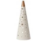 Yankee Candle Magical Christmas svícen na čajové svíčky stínohra velká