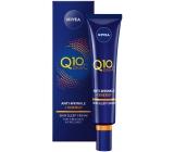 Nivea Q10 Plus C Energizing night cream against wrinkles 40 ml