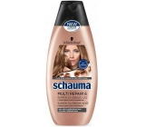 Schauma Multi Repair 6 obnovující šampon pro velmi suché a poškozené vlasy 400 ml