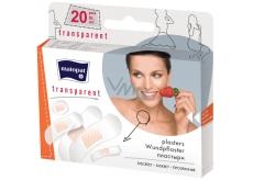 Metopat Plaster Transparent 20pcs 4061