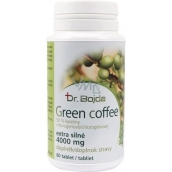 Dr.Bojda Green Coffee extra strong coffee to reduce the weight of 4000 mg 60 tablets