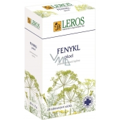 Leros Fennel fruit herbal tea 20 x 1.5 g
