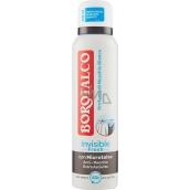 Borotalco Invisible Fresh antiperspirant deodorant spray unisex 150 ml