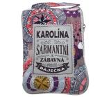 Albi Folding zippered bag for a handbag named Karolína 42 x 41 x 11 cm