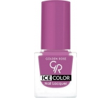 Golden Rose Ice Color Nail Lacquer mini nail polish 193 6 ml