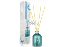 Cimen Is Ocean Aroma Diffuser With Natural Rattan Sticks For Gradual Release Of Fragrance 100ml