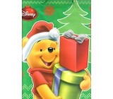 Ditipo Disney Gift Paper Bag for Kids Winnie the Pooh with gifts 26.4 x 12 x 32.4 cm