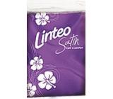 Linteo Satin Mini Paper Handkerchiefs 3 Layer 1 Piece