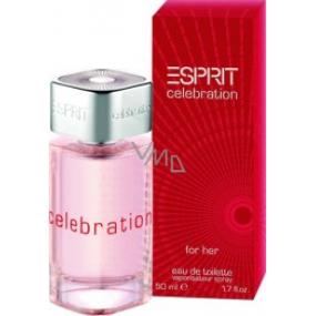 Esprit Celebration for Her EdT 50 ml eau de toilette Ladies