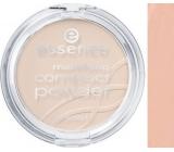 Essence Mattifying Compact Powder powder 02 Soft Beige 12 g