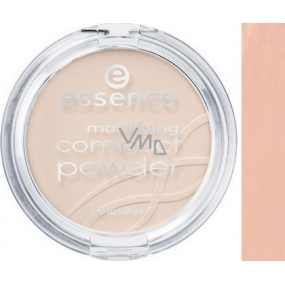 Essence Mattifying Compact Powder powder 02 Soft Beige 12 g