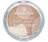 Essence Mosaic Compact Powder pudr 01 odstín 10 g