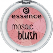 Essence Mosaic Blush tvářenka 20 All You Need Is Pink 4,5 g