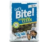 Brit Lets Bite Spirulina Clean dental bits with spirulina 150 g