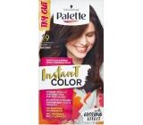 Schwarzkopf Palette Instant Color gradually washable hair color 19 Dark brown 25 ml