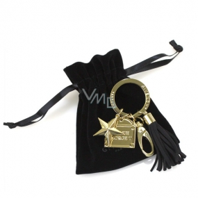 Givenchy Keyring gold 6 x 3.2 cm