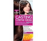 Loreal Paris Casting Creme Gloss Hair Color 454 Brownie