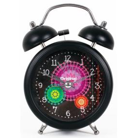 Albi Original Arabesky Alarm Clock 9 cm x 12.5 cm x 6 cm