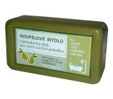 Kappus Olivový olej přírodní mýdlo na tělo i vlasy 150 g
