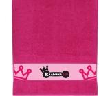 Albi Towel Queen gym pink 90 x 50 cm